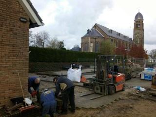 Verbouwing dorpshuis 2017