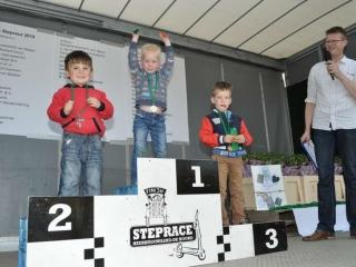 Steprace 2015
